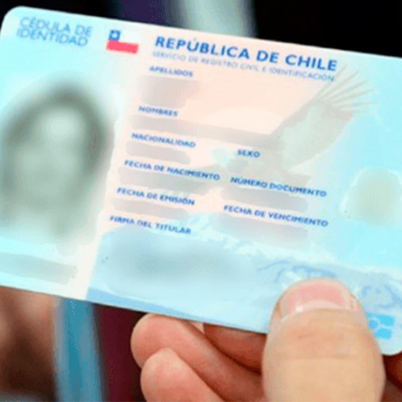 Cambio de nombre en Chile